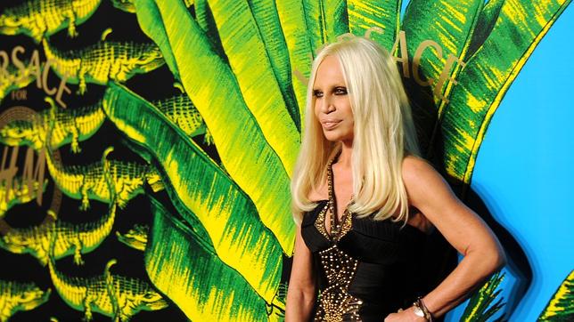 Donatella Versace: «Necesitamos sentir el lujo»