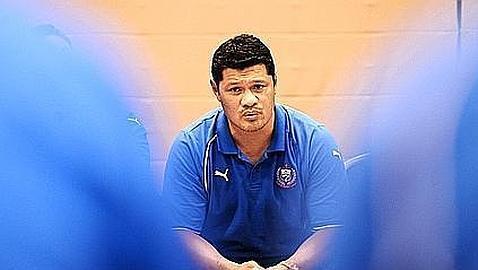 El seleccionador de Samoa, condenado a pagar cien cerdas