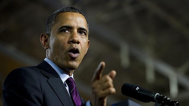 Obama se reúne hoy con los líderes europeos para analizar la crisis de deuda