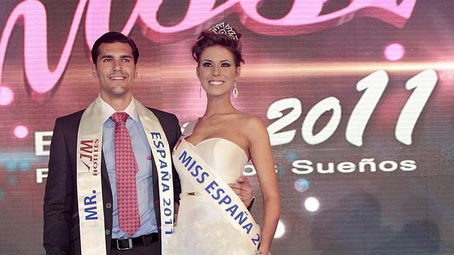 Andrea Huisgen, nueva Miss España: «Era algo que deseaba desde hace tiempo»