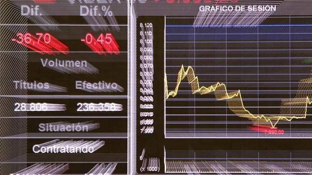 Gran rebote del Ibex 35 gracias a la transfusión de los bancos centrales