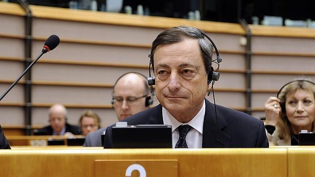 Mario Draghi, pide un «pacto fiscal» a los Gobiernos de la eurozona