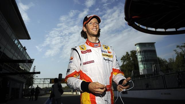 Lotus confirma a Grosjean como compañero de Raikkonen
