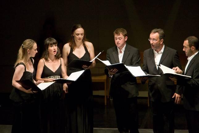 Monteverdi, versión Les Arts Florissants