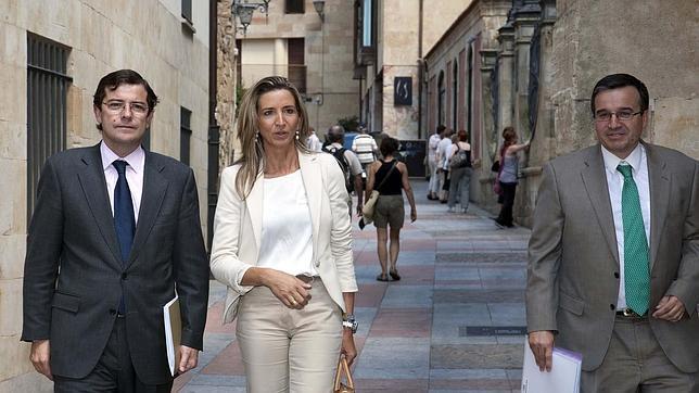 García y Mañueco piden suspender la reunión del Patronato del Archivo