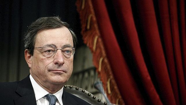 Draghi: «La política monetaria no puede hacerlo todo»