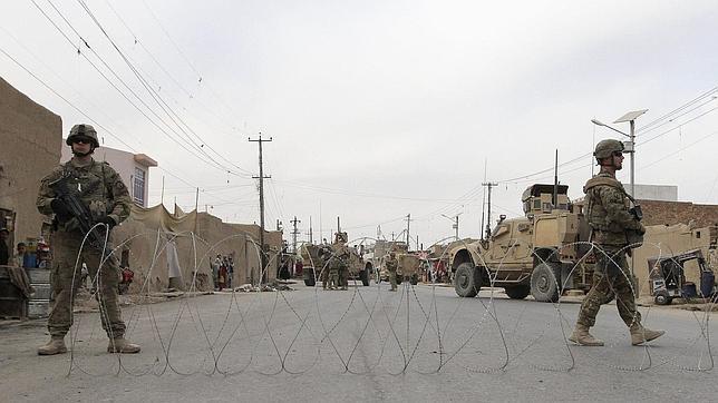 Los talibanes ofrecen negociar «con los extranjeros» fuera de Afganistán