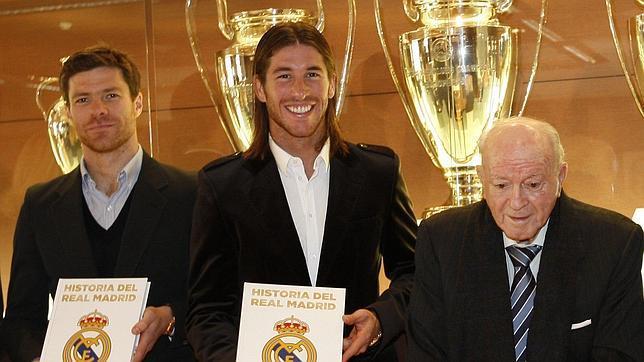 Estaba el «ABC» del Real Madrid