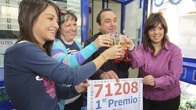 El Bar El Frontón de la localidad de Huerta del Rey, en Burgos, reparte 78 millones