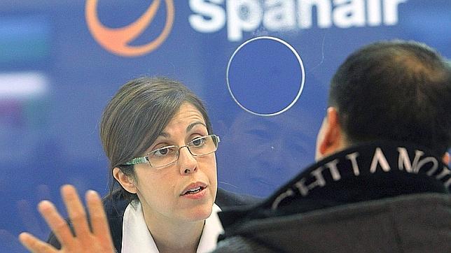 Spanair dejó de volar anoche tras quedarse sin ayudas de la Generalitat