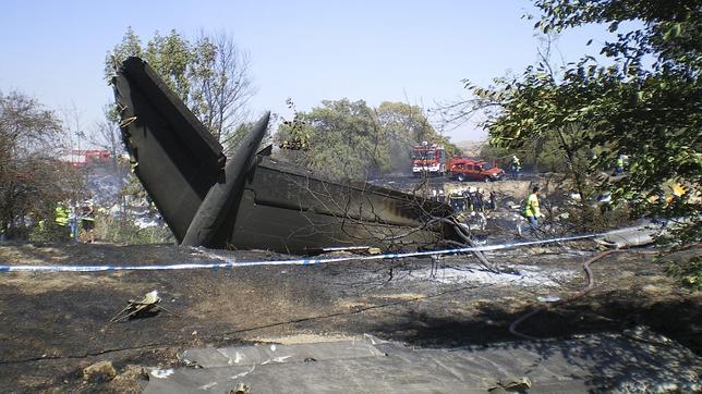 Víctimas del accidente de Spanair piden 4 años de cárcel por cada uno de los 154 muertos