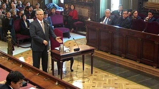 Garzón: «Los jueces no estamos para ideologías»