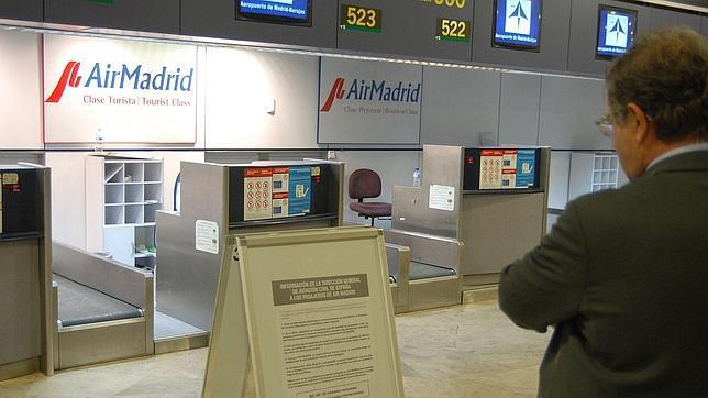 Cinco años después del cierre, Air Madrid empieza a devolver el dinero de los billetes