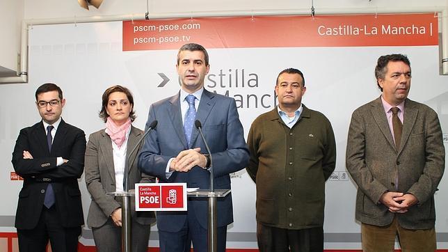 Álvaro Gutiérrez se presentará a la Secretaría provincial del PSOE