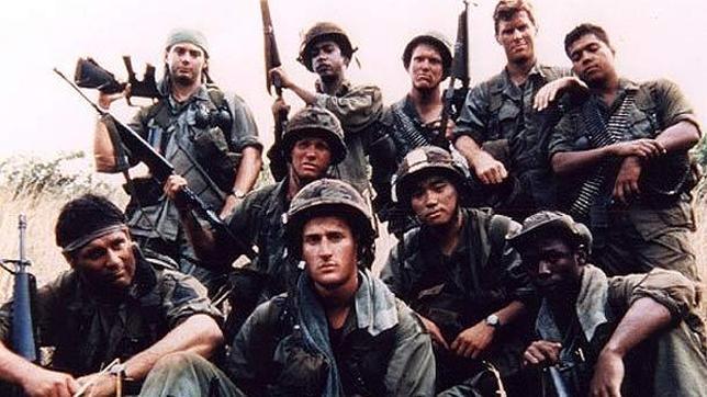Los soldados americanos que mataban a sus oficiales en Vietnam