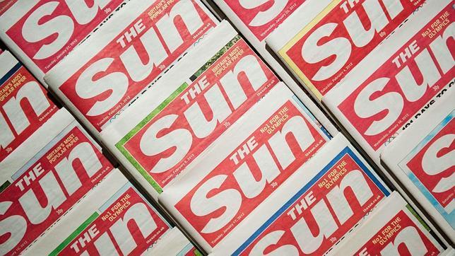 «The Sun on Sunday» vendió 3,26 millones de ejemplares en su primera edición
