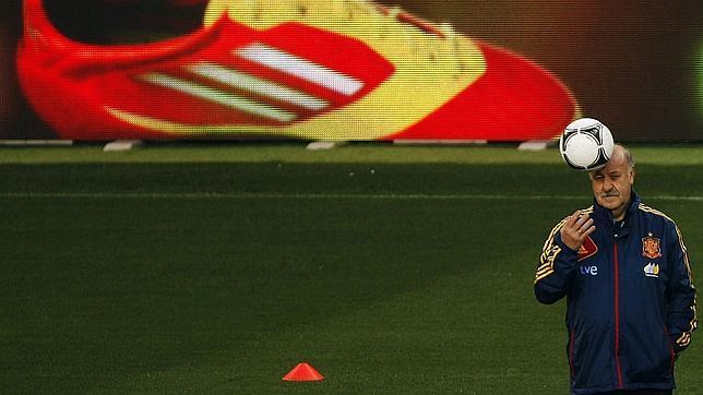 Del Bosque: «Los jugadores han demostrado su talento»
