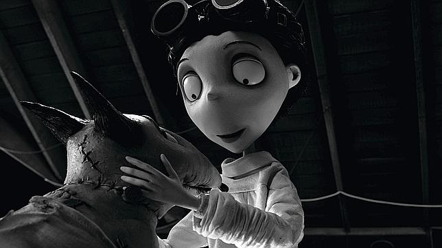 Tim Burton rescata a 'Frankenweenie' y lo lleva al 3D