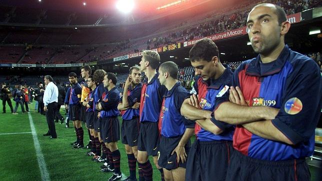 El Barcelona y la Copa: segundo plantón