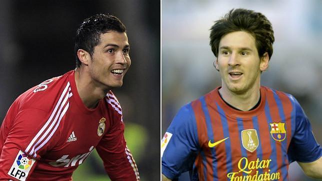 Cristiano y Messi destrozan los récords