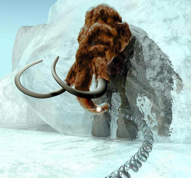 La clonación de un mamut, un paso más cerca