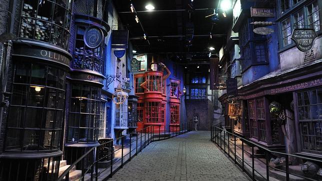 El mágico viaje a los estudios de Harry Potter convertidos en parque temático