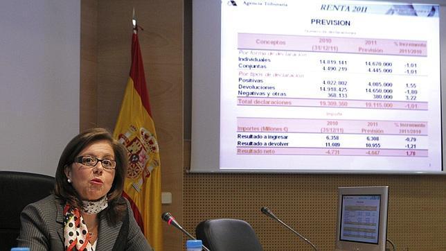 La Agencia Tributaria espera 19 millones de declaraciones en la campaña de Renta 2011 pese a la «amnistía fiscal»