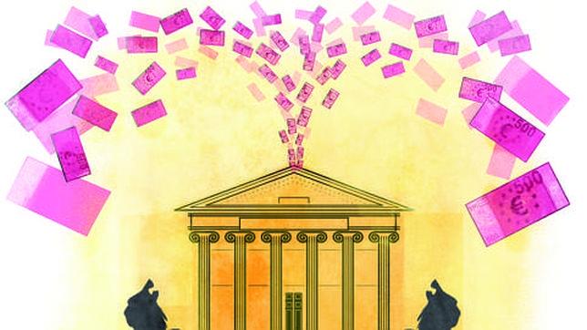 Los partidos recibieron 281 millones de euros en subvenciones en 2007