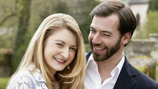 Guillermo de Luxemburgo se casará este año con la condesa Stéphanie de Lannoy