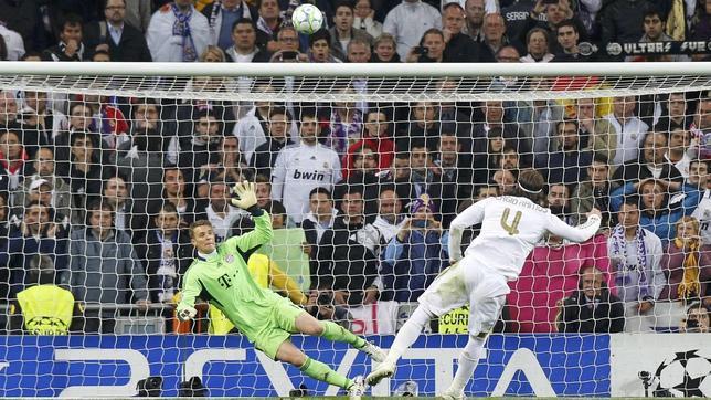 Sergio Ramos: «Momentos como el de ayer duelen mucho»