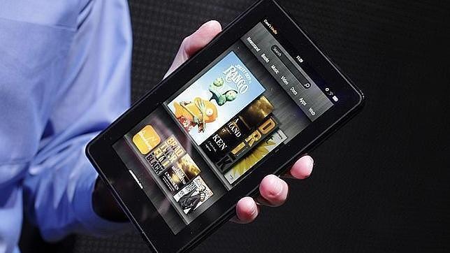 Kindle Fire, el tablet Android con más éxito