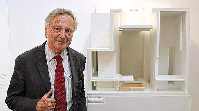 Rafael Moneo: «El Príncipe de Asturias de las Artes es un regalo con el que no contaba en mi 75 cumpleaños»