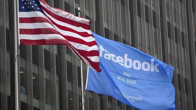 A la Bolsa no le gusta Facebook
