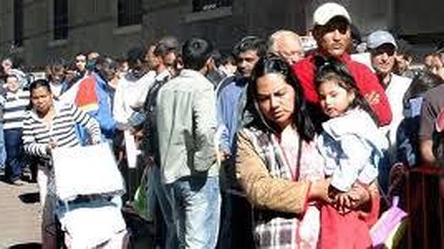 Piden entre 12 y 7 años a un grupo por regularizar a inmigrantes con antecedentes