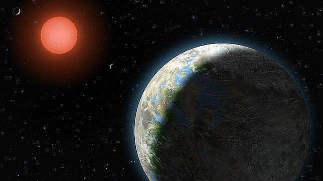 Sin señales inteligentes de Gliese 581