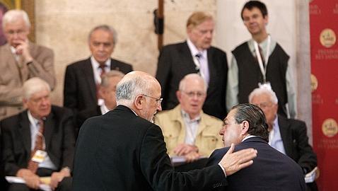 Juan Roig: «O trabajamos más todos, o España será intervenida»