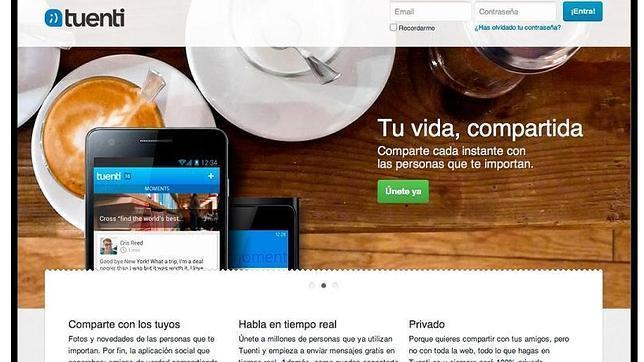 Revolución en Tuenti: quiere competir en todo el mundo con Facebook y WhatsApp