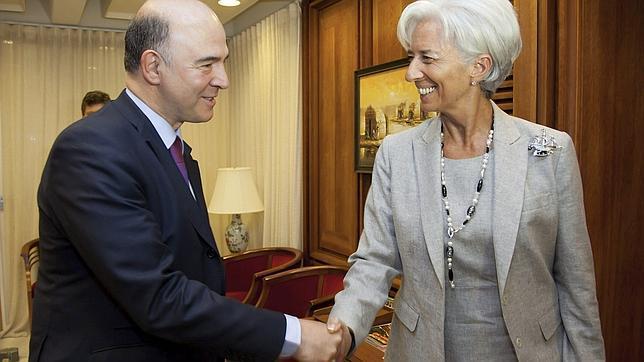 Dimite un veterano economista del FMI «avergonzado» por la gestión de la crisis