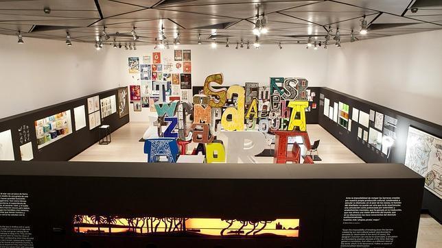 Mariscal en el Museo ABC: más allá de Cobi