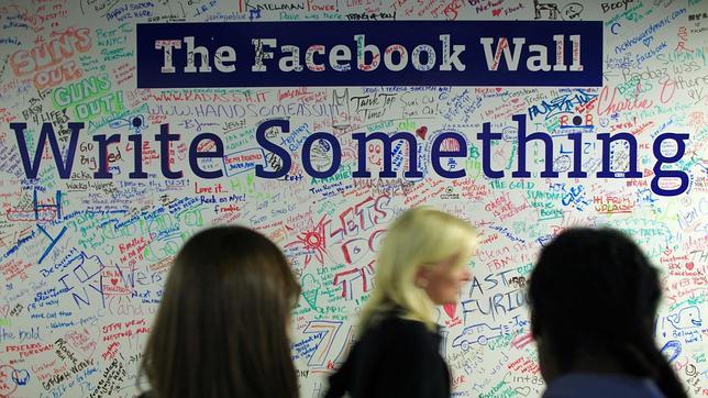 Si estás fuera de Facebook eres «sospechoso»
