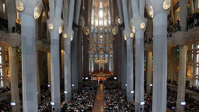 La marca Sagrada Familia vale más que la del Prado