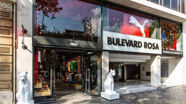 Puma abre su primera tienda en Barcelona