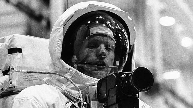 El legado de Neil Armstrong en España