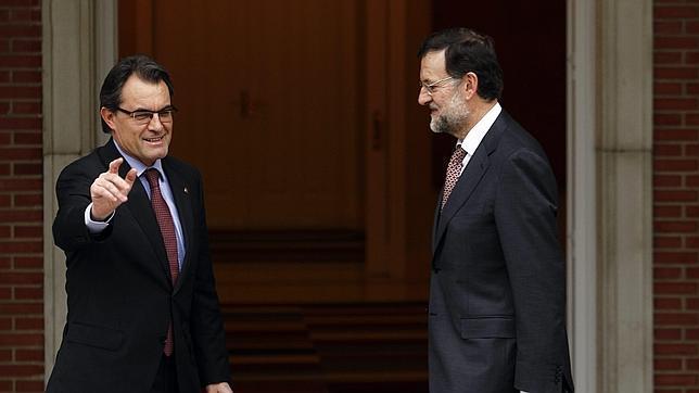 Rajoy recibirá el 20 de septiembre a Mas