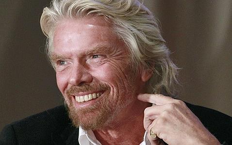 Richard Branson quiere colonizar Marte