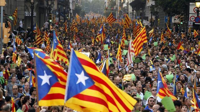 Profecías sobre la independencia de Cataluña