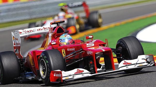 Alonso concluye undécimo en el primer entrenamiento libre de Japón