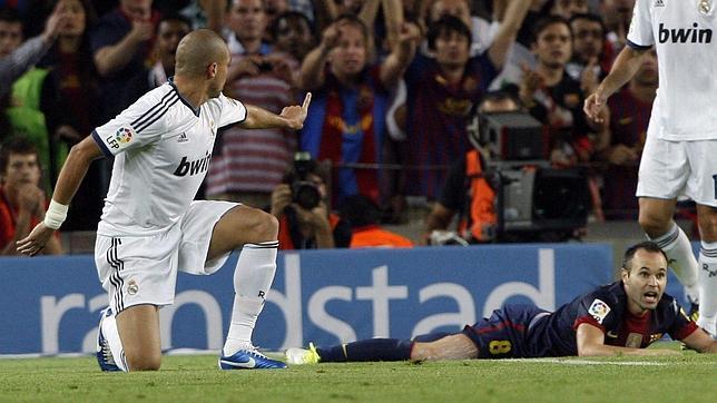 Pepe: «Ya sabemos que son un poco teatreros»