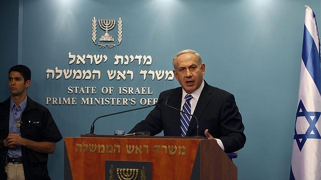 Netanyahu adelanta las elecciones en Israel a principios de 2013