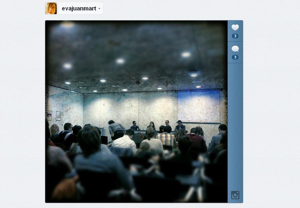 instagram elche congreso